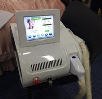 Q-Switch portatile Nd: macchina di rimozione del tatuaggio laser Yag con lunghezza d'onda di 1064nm 532nm