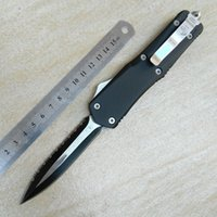 A07 Micro combat Troodon knife double action Hunting Folding...