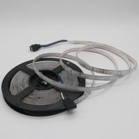 5m LED Luzes de Tira RGB 2835 SMD 12V 60LEDS / M Flexible Ledstrip Não Impermeável Carro Casa KTV Holiday Fita Fita