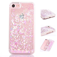 Glitter Sand Stars Dynamic Liquid Quicksand Hard Case Cover ...