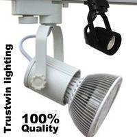 110 V 220 V E27 Parça Raylı Taban Soket Spot Spot Lamba Ampul Işık Uydurma Fikstürü L Tutucu