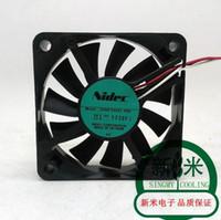 Original NIDEC D06R-24SS1 05B 6cm 24 V 0.12A 6015 60 * 60 * 15 MM ventilador inversor de tres hilos