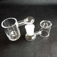 4mm thickness bottom Hyman Quartz Banger Core reactor Rigs D...