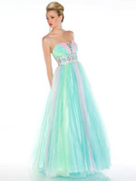 Wholesale Rainbow Prom Dress - Buy Cheap Rainbow Prom Dress from ...