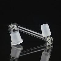Аксессуары для курения выпадающее адаптер 14 мм мужской 18 мм женский золоуловитель 18,8 мм чаша буровые установки Dab стекла бонги водопроводные трубы барботер