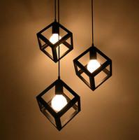 Nuovo design moderno 85-265V E27 Lampade a sospensione Led lampadina per sala soggiorno corridoio camera da letto del soffitto della scala decorazione dell'interno