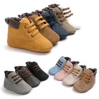 ربيع 2021 أحذية أطفال الجوارب الصلبة لون القطن سلامة طفل الطفل أولا ووكر الدانتيل متابعة لينة بنين بنات الطفل 17080901