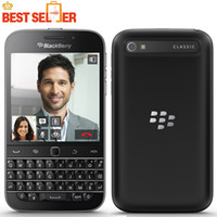 Original Classic BlackBerry Q20 mobile phone 4G LTE BlackBer...