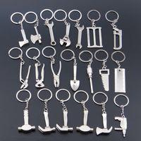 Europa e Estados Unidos de exportação de metal criativo personalizado ferramenta série chave fivela pingente pequenos presentes brindes promocionais fábrica de vendas