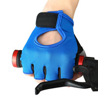 Cycling Protective Gear Gloves Summer Short- finger Bicycles ...