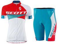 2015 SCOTT 여성 프로 사이클링 저지 Roup Ciclismo / 통풍 빠른 드라이 라이크라 젤 패드 레이스 MTB 자전거 턱받이 바지 야외 MTB 마운틴 의류