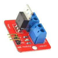 MOSFET Button IRF520 MOSFET Driver Module para Raspberry pi Arduino B00312 OSTH