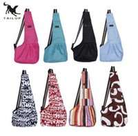 TAILUP S / M / L Borsa a tracolla per animali 600D Oxford Pet Dog Carrier Slings