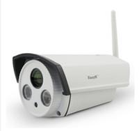HD 720P WIFI رصاصة كاميرا IP في الهواء الطلق واقية من المطر