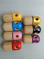 Бесплатная доставка 5 отверстие таблетки Kendama игрушки японский традиционная деревянная игра детские игрушки 11x5CM ПУ Coatting Бук