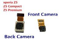 Test przekazany dla Sony Xperia Z5 E6603 E6633 E6653 E6683 Z5 Compact Z5 Premium Back Camera Tylna kamera przednia kamera Darmowa wysyłka
