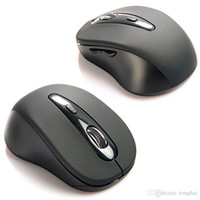 Wireless Mini Bluetooth Optical Mouse Black 1000 DPI for PC ...