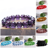 Beaded Bracelets Stretch 8mm Natural Stone Bracelet Beads Je...
