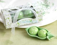 DHL Free Shipping Kitchen Gadgets Two Peas in a Pod Ceramic ...