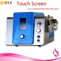 Touch Screen 2 In 1 Diamond Microdermabrasion Hydra Dermabra...