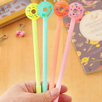Free Shipping 10pcs lot Lollipop Shape Gel Pen Writing Pens ...