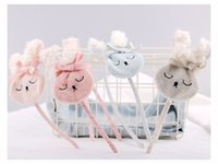 Cartoon Baby Girls Hair accessories Korean Rabbit Bow Childr...