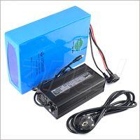 Batteria ricaricabile al litio 60 V 20 Ah Batteria bici elettrica 60 V per motore 2000 W con caricatore 5 A 50A BMS integrato Spedizione gratuita