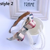 15% off! 3 style 20pcs lot Fashion Classical Plaid double bo...