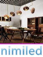Nimi1130 5 Heads Moderne Kreative Kunst Kronleuchter 15W LED Lampen  Beleuchtung Wohnzimmer Esszimmer Holz Restaurant