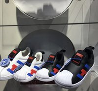 Best baby Superstar Sneaker girls boys Skateboarding Shoes C...