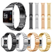 2017 Newest Smart Accessories for Fitbit Ionic Stainless Ste...