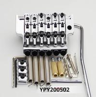 Sistema doppio vibrato per chitarra elettrica, GRG270, ponte per pianoforte a doppio filo per chitarra Pull Edge III