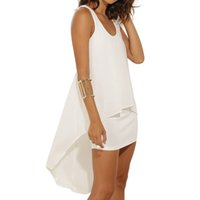 Women Dress Spring Chiffon Dresses Eliacher Brand Plus Size Women Clothing  Chic Elegant White Party Dresses vestidos 9064f903b407