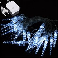 10M 50 LED Icicle String Lights New Year Christmas Xmas Wedd...