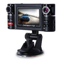كاميرا سيارة HD الزجاج الأمامي لتعليم قيادة السيارات سيارة دفر الأسود مسجل فيديو رقمي السيارات المستكشف Registrator كاميرا كاملة HD