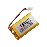 In 1500mAh 753050 3.7V batteria ai polimeri di litio 803048 cordless telefono macchina didattica