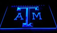 LS231- b- Texas A&M- Light- Sign Decor Free Shipping Dropshippin...