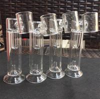 Tubo de vidro de substituição tubo de vidro vaporizador de cera Dabber Dispositivo portátil dab rig para plataformas de óleo de erva navio livre