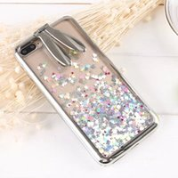 Liquid Glitter Sand Mobile Phone Cases For iphone x 6 6s 7 8...