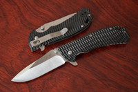 Zero tolerance Tactical Folding Knife 5Cr13Mov 56HRC Fiber H...