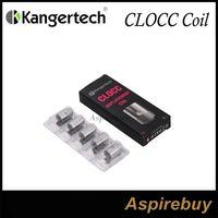 Kanger CLOCC Spulen CLTANK OCC Zerstäuberkopf SS 316 0,5ohm und Ni200 0,15ohm für Kanger CLTANK SS316 Spulen Arbeiten an 15W-60W NI200 im TC Modus