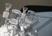 14 millimetri 19mm 2 modelli tubi in vetro Bubbler pettine Perc Glass Hammer Oil Rigs vetro Bong Acqua Disponibile