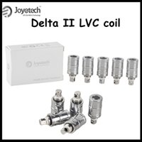 Authentic Joyetech Delta II LVC Head 0. 3ohm 0. 5ohm Joye Delt...
