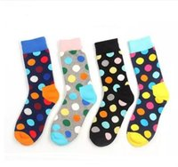 factory sale New Stockings Happy socks fashion men' s po...