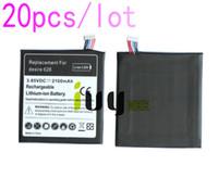 20 قطعة / الوحدة 2100 مللي أمبير B0PKX100 استبدال البطارية لهتك الرغبة 626 D626T D262W D262D بطاريات batteria batterij batterie