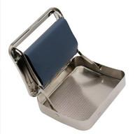 Caja de cigarrillos automática Máquina enrolladora de tabaco de tabaco Caja de cigarrillos automática Rodillo de 78 mm