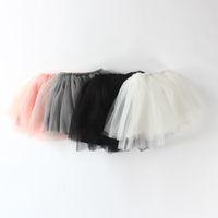 ソフトベビーガールペティスキートネットベールスカートキッズかわいい王女洋服誕生日ギフト幼児ボールガウンパーティーカワイイチュチュスカート