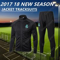 17 18 REAL MADRID JACKET TYPE Tracksuits TraIning KITS outfi...