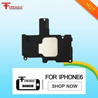 Para iphone 6 alto falante buzzer campainha cabo flex 4.7inch altifalante substituição reparação peças 100% testado alta qualidade frete grátis