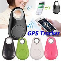 Tracer bambino intelligente iTag smart finder iTag Smart Anti-Lost dispositivo di tracciamento allarme Bluetooth antifurto GPS per IOS Android 200pcs da DHL